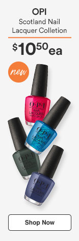 Introducing Scotland Nail Lacquer Colletion Reg $10.50