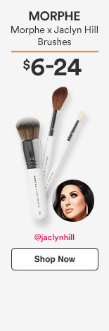 Morphe x Jaclyn Hill Brushes $6-24
