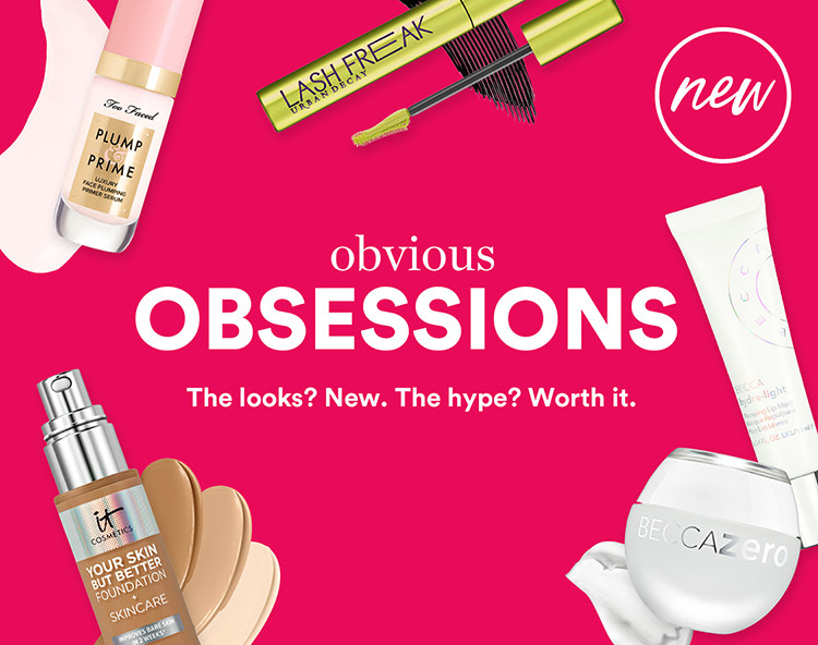 Current Obsessions Makeup