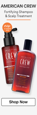 American Crew Fortifying Shampoo and Scalp Treatment