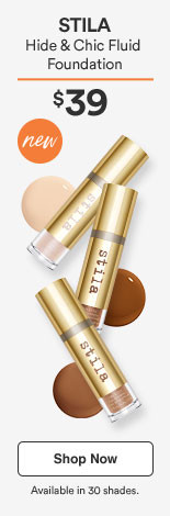 New! Hide & Chic Fluid Foundation - $39