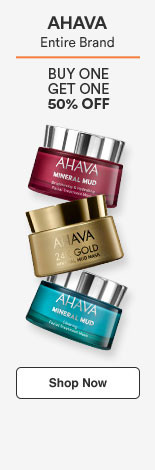 Ahava - Buy One Get One 50% off