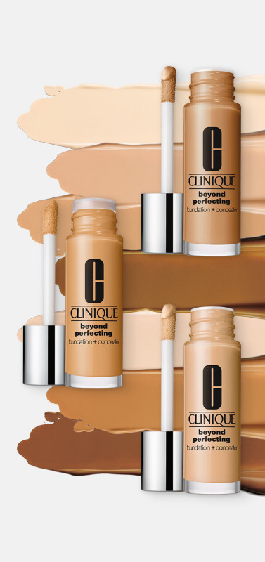 Shade Finder Clinique Beyond Perfecting Foundation Concealer Ulta Beauty
