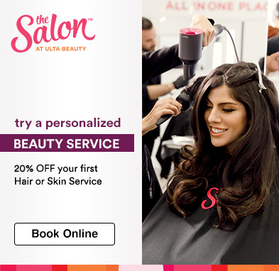 Looking to treat yourself? Try a personalized beauty service! 20% off your first hair or skin service. Book online. Offer expires 11.3.18.