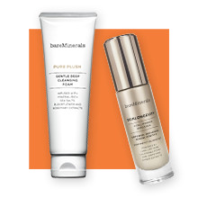 Shop Ulta Beauty's 21 Days of Beauty and receive 25% off all BareMinerals skincare products.