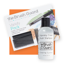 Shop Ulta Beauty's 21 Days of Beauty and receive 30% off the entire brand The Brush Guard.