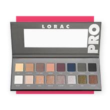 Shop Ulta Beauty's 21 Days of Beauty and receive 40% off Lorac PRO Palette 2 (Regular value: $44.00).
