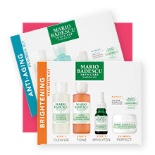 Shop Ulta Beauty's 21 Days of Beauty and receive 30% off MARIO BADESCURegime Kits (Regular value: $30.00-38.00).