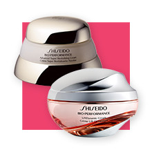 Shop Ulta Beauty's 21 Days of Beauty and receive 30% off the SHISEIDO Bio-Performance Collection (Regular value: $75.00-$117.00).