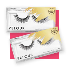 Shop Ulta Beauty's 21 Days of Beauty and receive 40% off all Velour Lashes eyelashes (Regular value: $26.00).