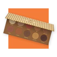 Shop Ulta Beauty's 21 Days of Beauty and receive 30% off ZOEVA Caramel Melange Eyeshadow Palette (Regular value: $28.00).