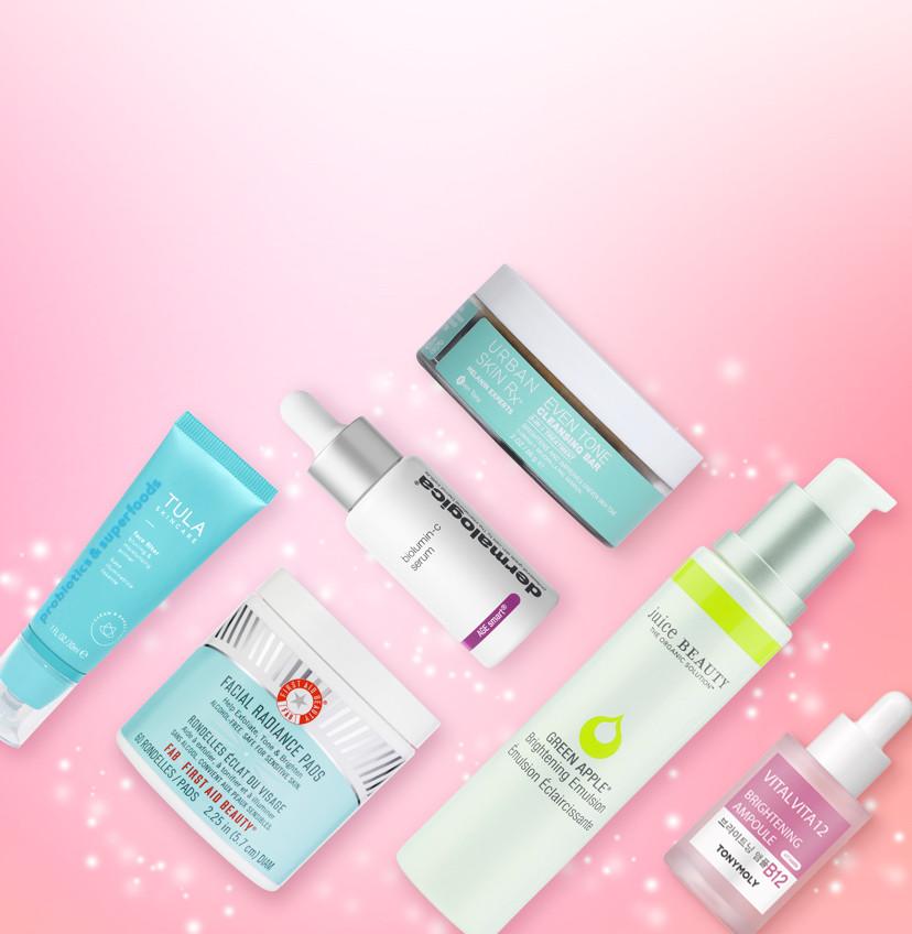 This month's Skin-fatuation - Brightening