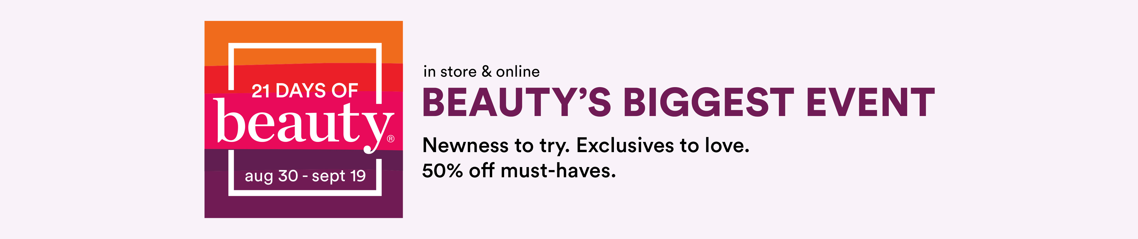21 Days Of Beauty 2020 Ulta Beauty