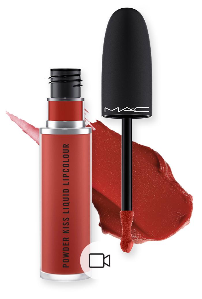 M•A•C Powder Kiss Liquid Lipcolour