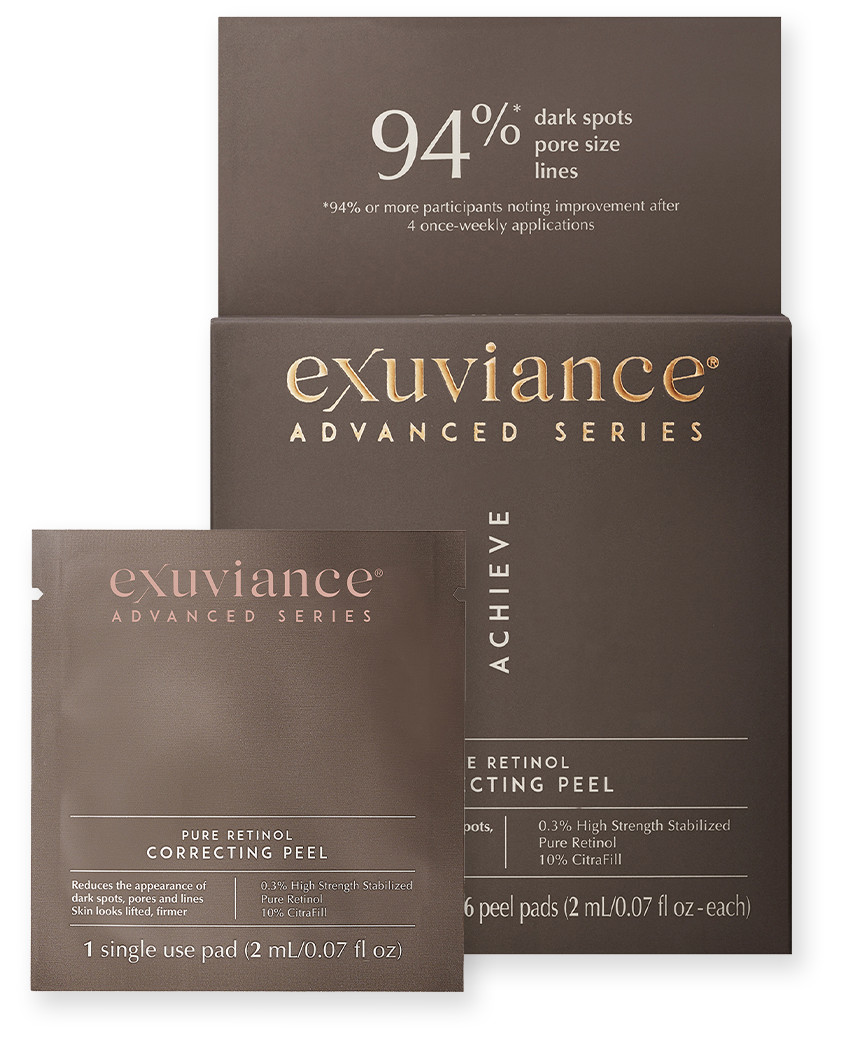 Exuviance Pure Retinol Correcting Peel