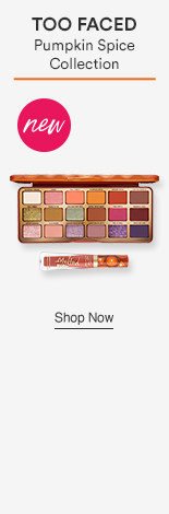 Pumpkin Spice Warm & Spicy Eye Shadow Palette- $49  Melted Matte Pumpkin Spice- $23