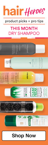 Hair Heroes Product picks + pro tips this month- dry shampoo