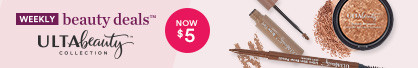 Ulta Beauty Collection Weekly Beauty Deals Now $5