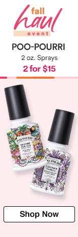 Fall Haul Poo-Pourri 2 for $15
