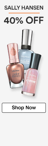 40% off Sally Hansen Nail