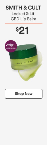 SMITH & CULT LOCKED & LIT LIP BALM  $21