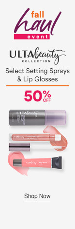 Fall Haul - 50% off Setting Sprays/ Select Lip Glosses