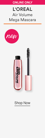 Air Volume Mega Mascara $13.99