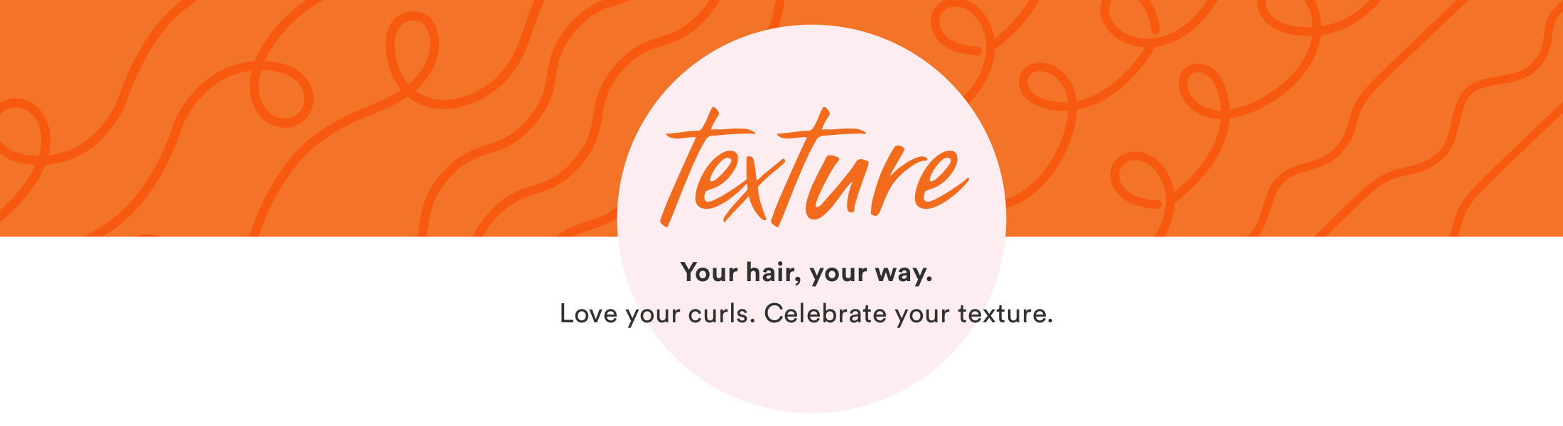 Products for Curly Textured Hair Types
