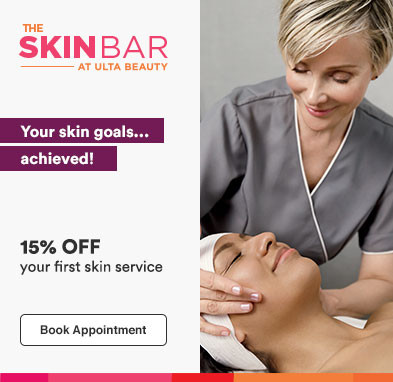 15% off your first skin service