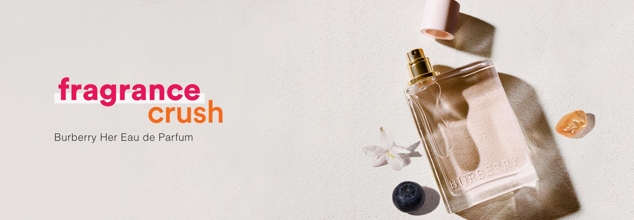 October Fragrance Crush at Ulta Beauty - Burberry Her Eau de Parfum