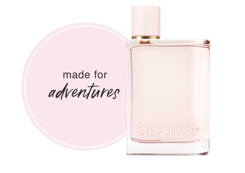 Burberry Her Eau de Parfum - Bursting with berry notes, Burberry Her is a fruity gourmand with a British twist.