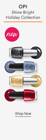 Shine Bright Holiay Collection $10.50-13 Nail Lacquer and Infinite Shine