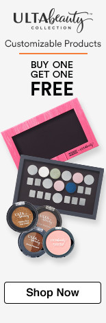 Ulta Beauty Collection Buy One Get One Free Customizable Products