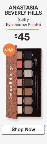 Anastasia Beverly Hills Sultry Eyeshadow Palette $45