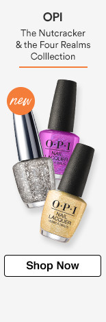 New! OPI The Nutcracker and the Four Realms Colllection