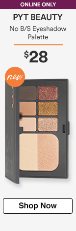 PYT Beauty No B/S Eyeshadow Palette $28