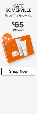 Kate Somerville New! Face The Glow Kit