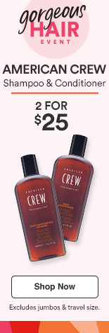 2 for $25 shampoo and conditoiner
