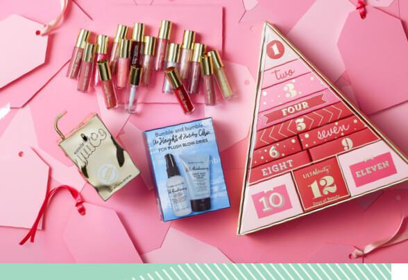 Ulta Lip Glossary 16 Piece Deluxe Lip Kit