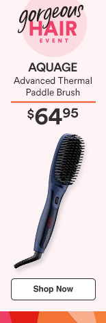 Advanced Thermal Paddle Brush $64.95 | Plus free gift