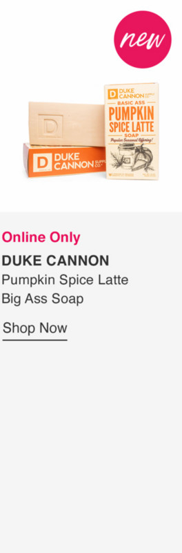 Pumpkin Spice Big Ass Soap