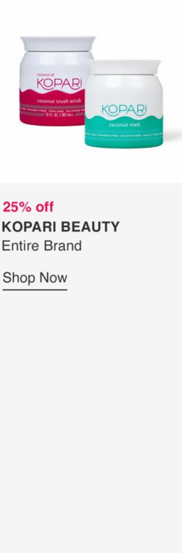 25% off entire brand
