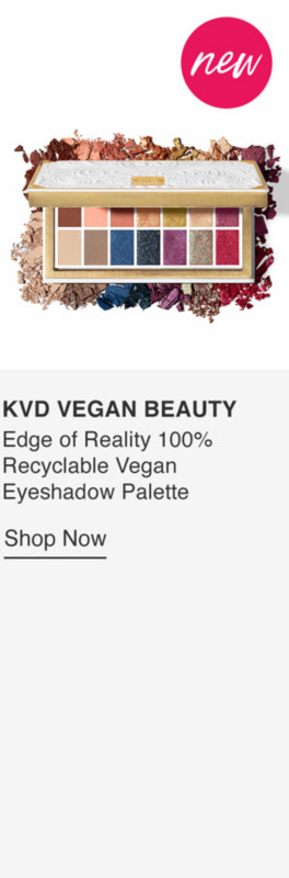Edge of Reality 100% Recyclable Eyeshadow Palette, $45