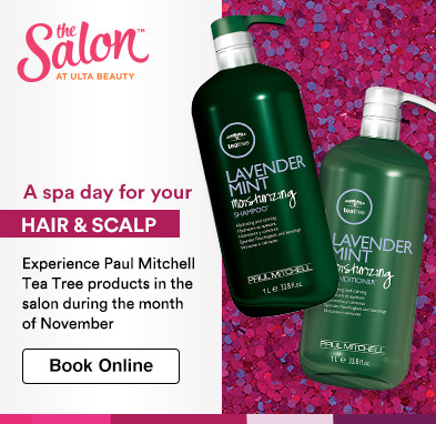 Experience Paul Mitchell Tea Tree products at your next salon appointment.