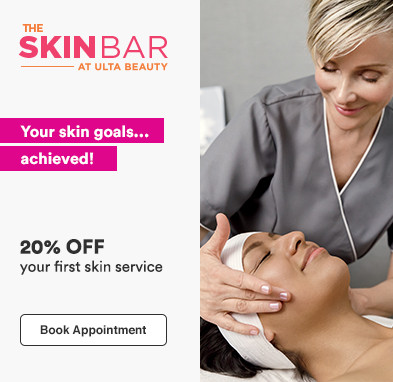 20% off your first skin service