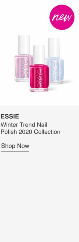 Essie Nail Lacquer Winter Trend Collection $9