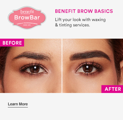 Benefit brow bar.