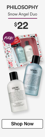 Philosophy Snow Angel Duo $22