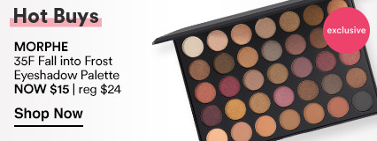Hot Buy! 35F Fall into Frost Eyeshadow Palette Now $15 Reg $24
