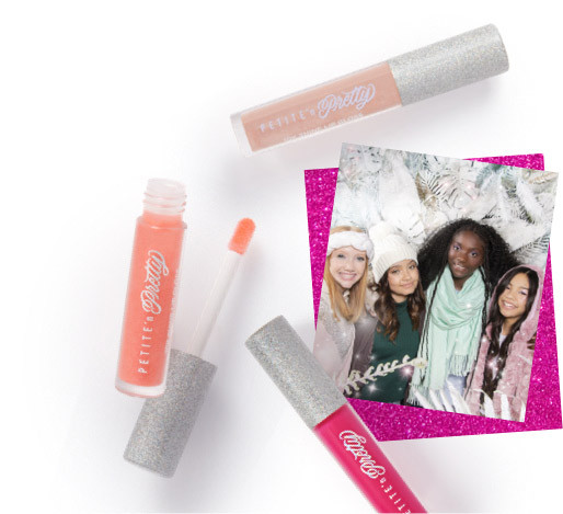 Petite 'n Pretty - Pediatrician-approved makeup that empowers all young creatives to sparkle outside the lines.